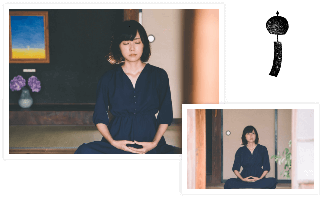どこにもない家瞑想体験